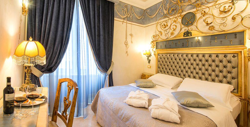 Een traditioneel en klassiek hotel