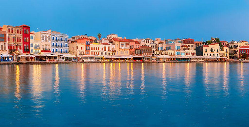 our ultimate crete travel guide for holidays voyage priv. Black Bedroom Furniture Sets. Home Design Ideas