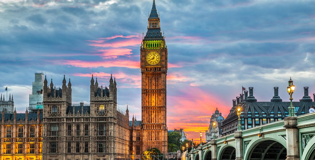 Explore England's glorious capital