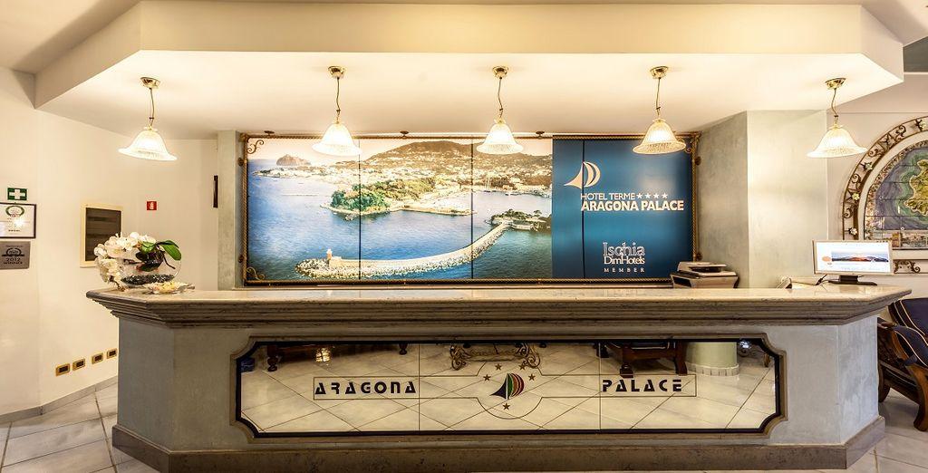 Aragona Palace Hotel Spa
