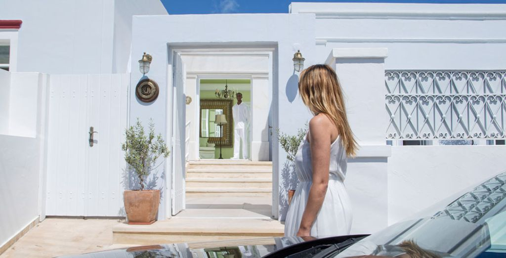 Stay in The Maltese 5* Hotel