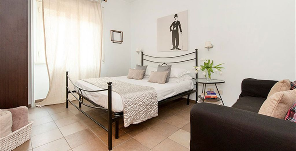 Apartment 7: Boasting 3 gorgeous double bedrooms