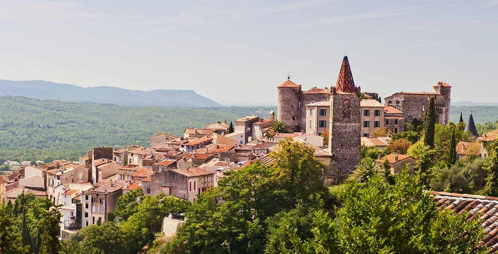 Spend a day visiting the quintessential hilltop towns that litter this region