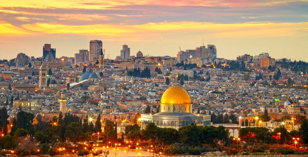 Delve into the magic of Israel