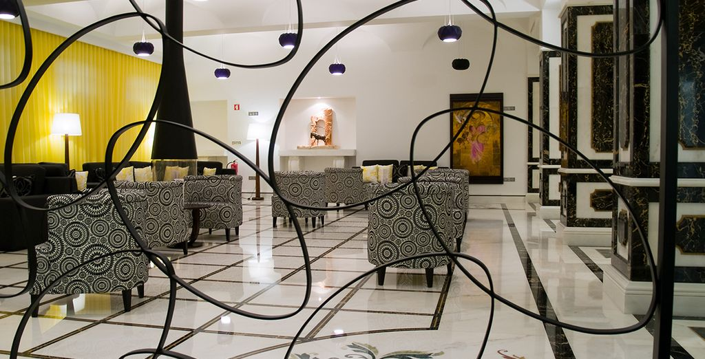 Stay in a stylish 5* hotel and member of the exclusive Small Luxury Hotels of the World group