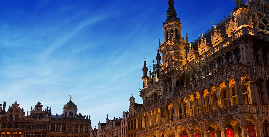 So let yourself be intoxicated by the endearing atmosphere of Brussels!