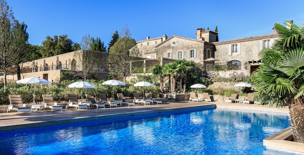 Welcome to Hotel du Château de Berne!