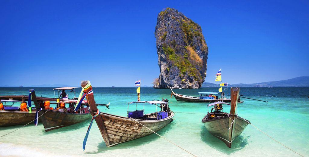 Phuket awaits...