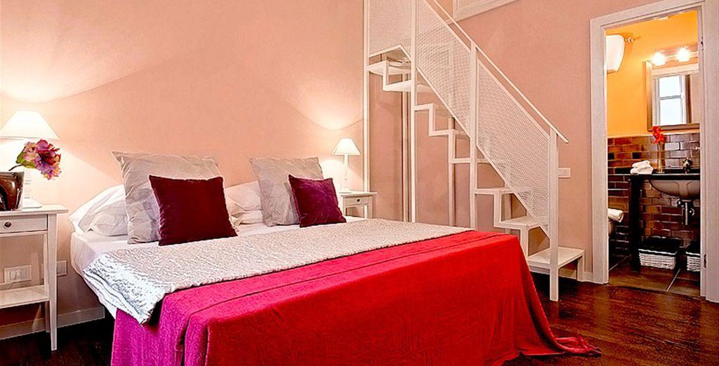 Apartment 5: Boasting 1 double bedroom