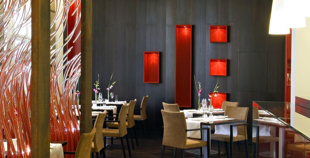 Visit the restaurant Nemtoi