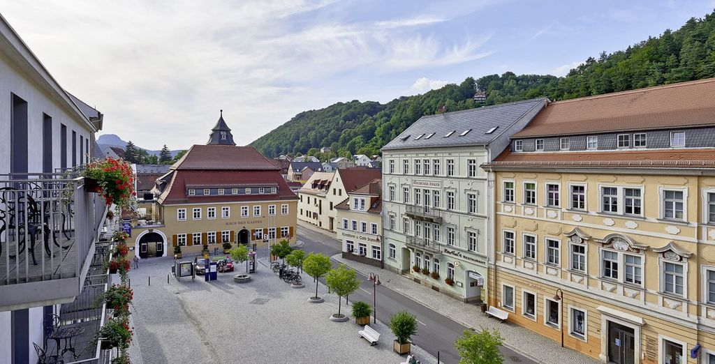 Hotel Elbresidenz An Der Therme Bad Schandau Bad Schandau
