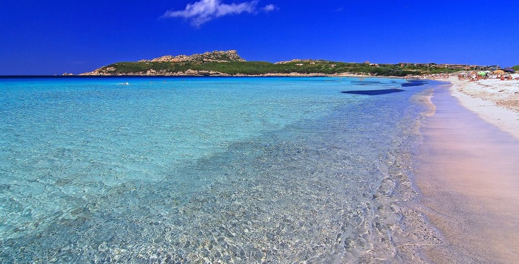 Let yourself be captivate by Sardinia