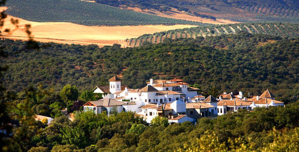 Discover the 5* Hotel Barceló La Bobadilla