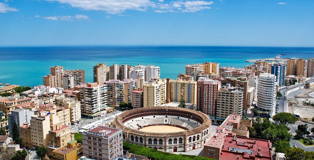 Discover the Adalusian culture of Malaga - Vincci Malaga**** - Malaga - Spain Malaga