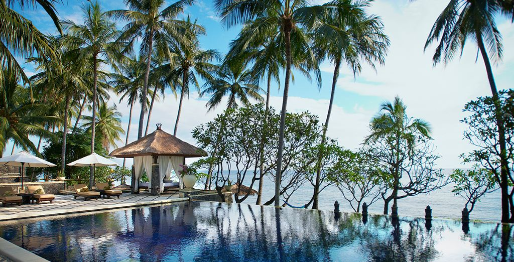 Visit this paradise location - Spa Village Resort Tembok, Bali 5* Denpasar