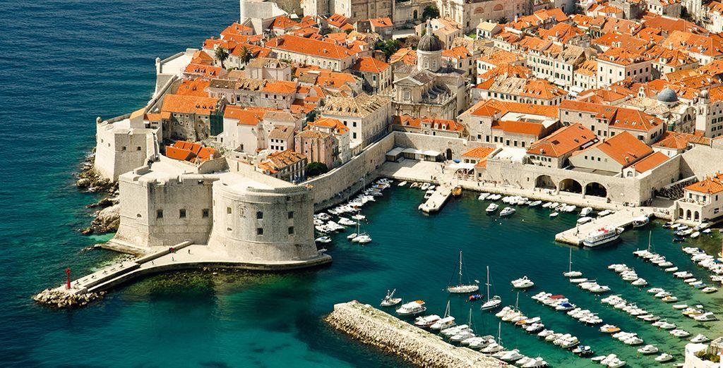 Croatia TRavel Guide : Dubrovnik Old City