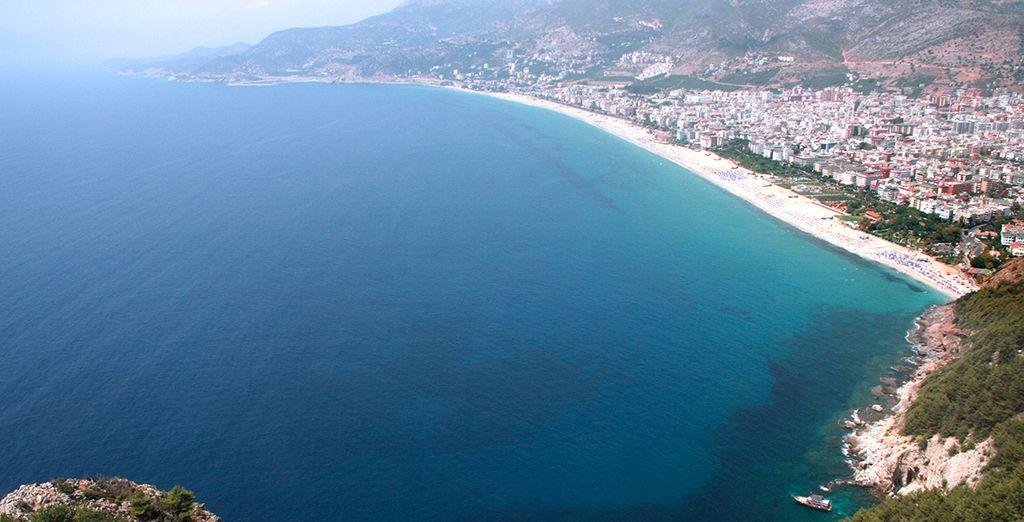 In Turkey's stunning Antalya region