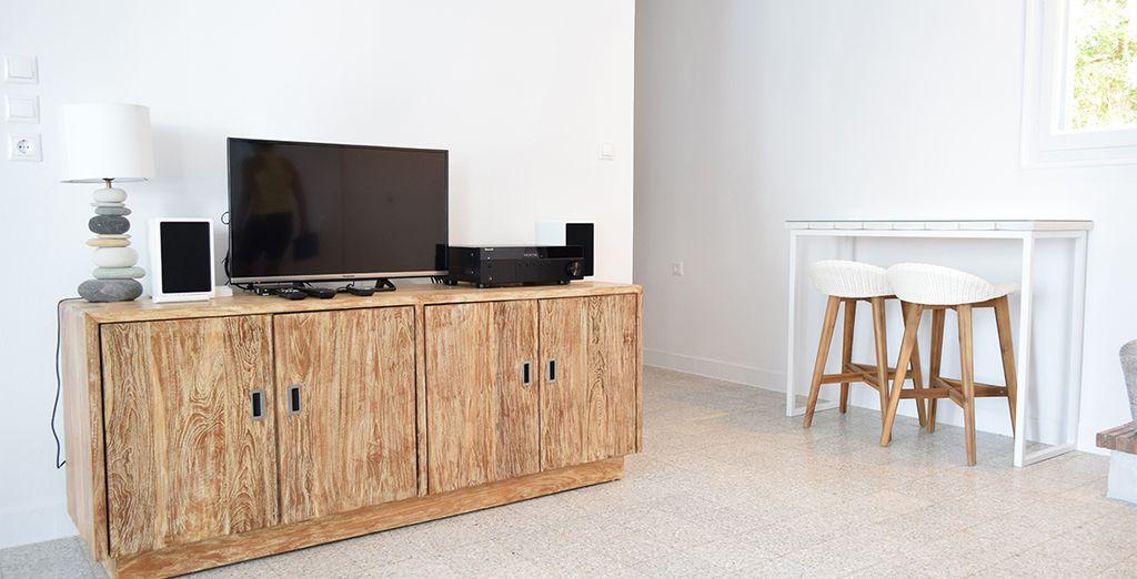 Elegant design (Executive Sea Front Room)