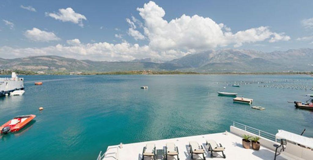 - Monet Apartments - Tivat - Montenegro Tivat