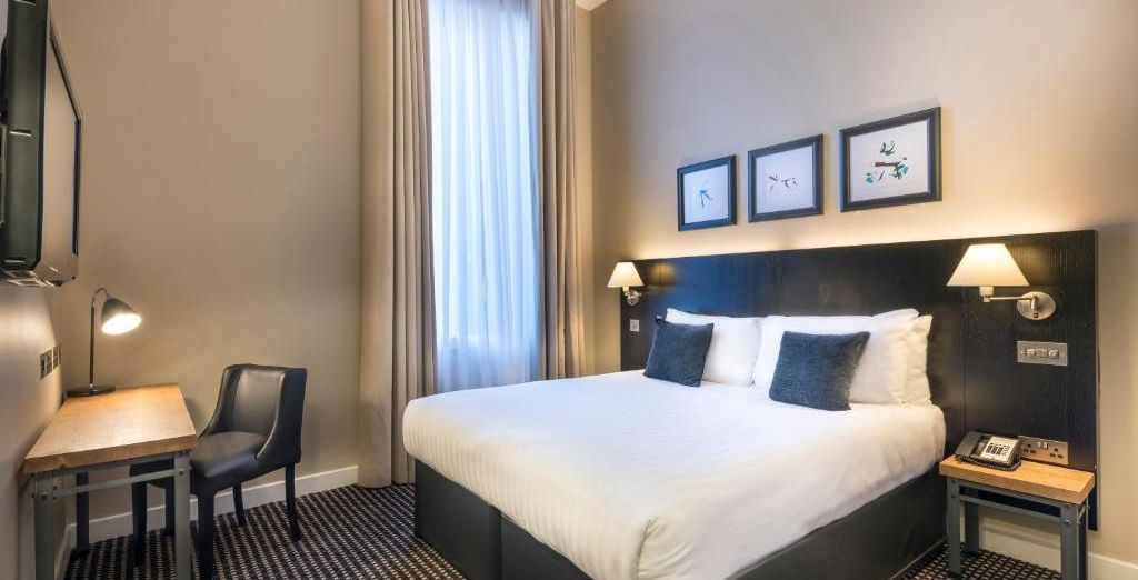 The Nadler Liverpool 4* - new year breaks in Liverpool