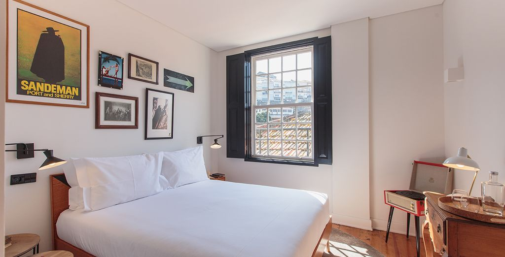 The House of Sandeman - Hostel & Suites - city breaks in porto