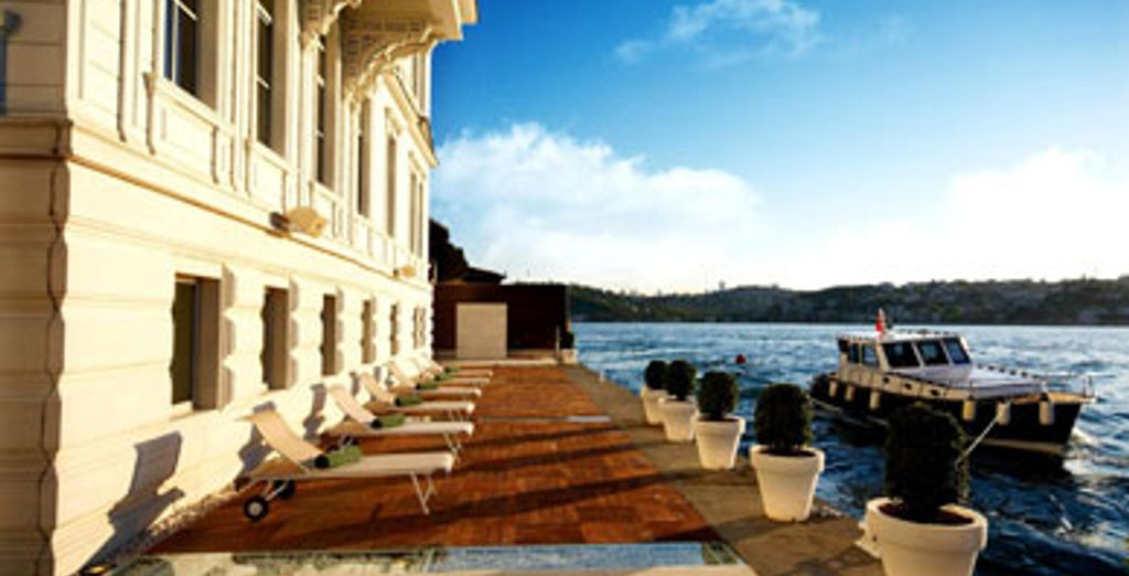 - A'Jia Hotel***** - Istanbul - Turkey Istanbul
