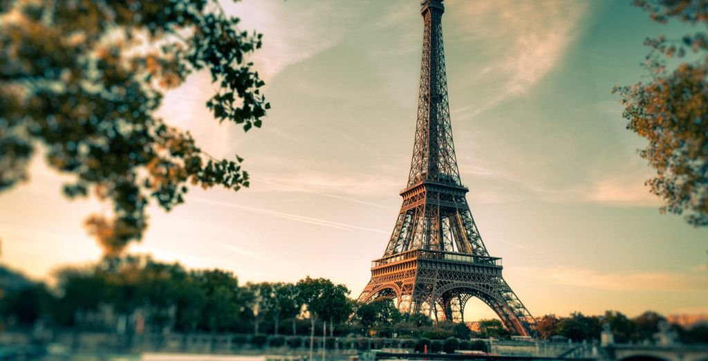 Make the City of Love your next stop!