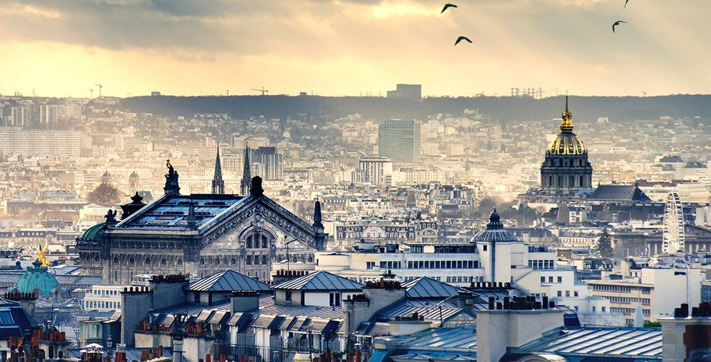 The inspiring character of Paris is world renowned - reacquaint yourself with this beautiful city
