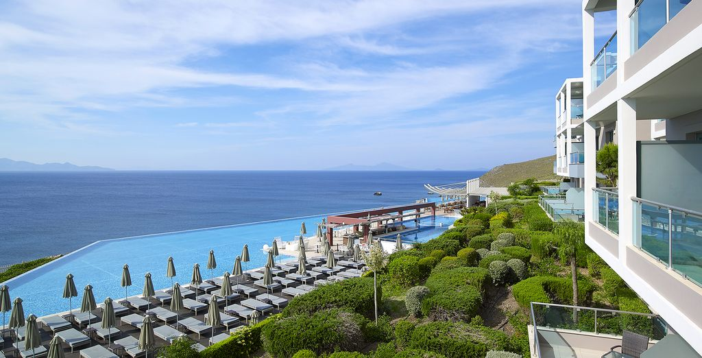 Perfectly located - Michelangelo Resort & Spa 5* Kos Town