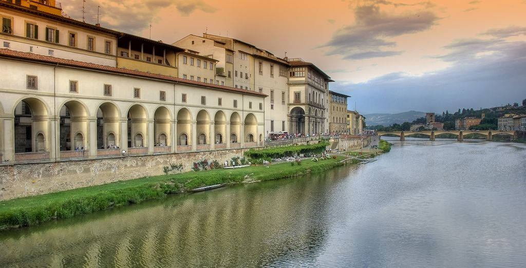 Florence, Jewel of the Renaissance - Golden Tower Hotel & Spa***** - Florence - Italy Florence