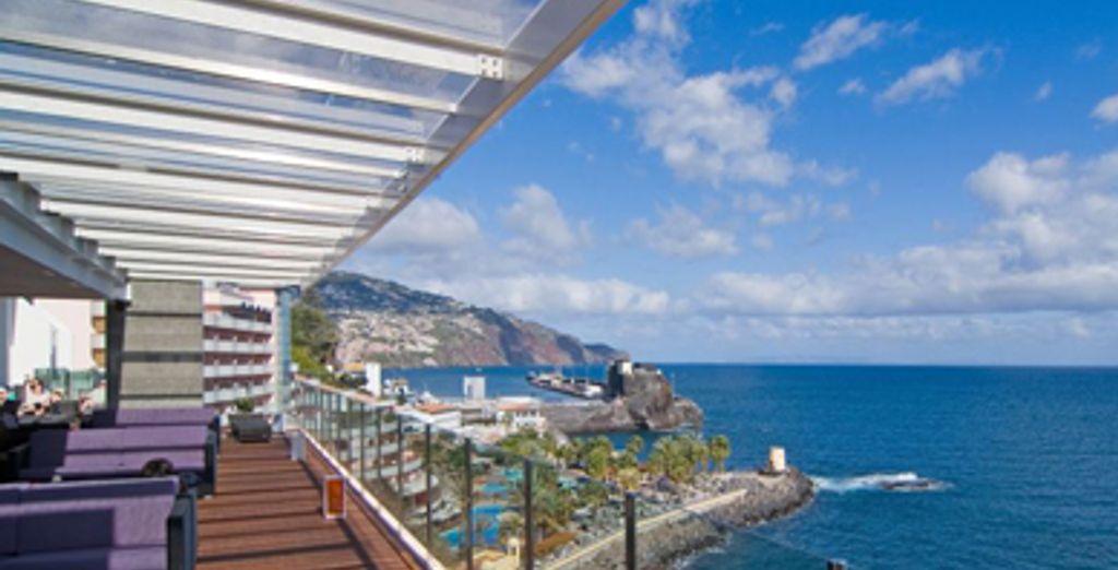 - Pestana Carlton***** - Madeira - Portugal Madeira