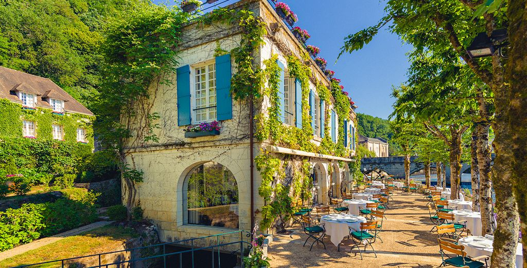 Welcome to Le Moulin de L'Abbaye