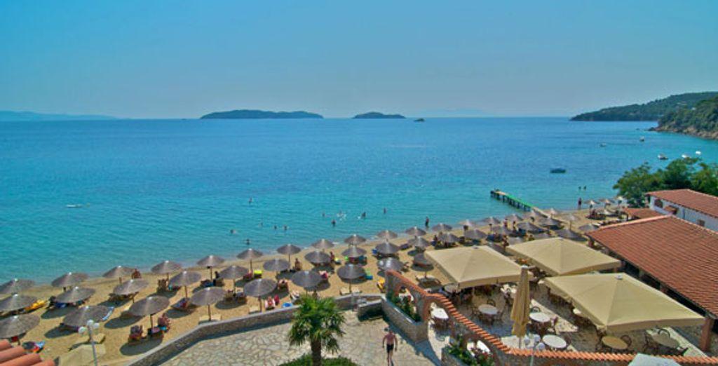 - Hotel Esperides**** - Skiathos - Greece Skiathos
