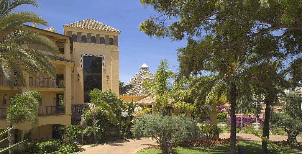 The 4* Guadalmina Spa & Golf Resort - Guadalmina Spa & Golf Resort**** - Marbella - Spain Marbella