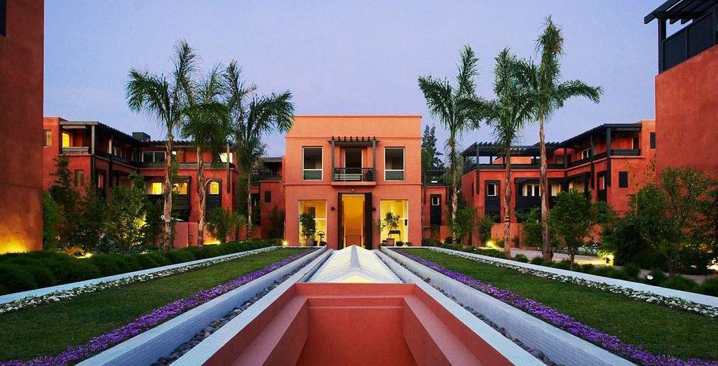 Exotic Morocco - Naoura Barriere 5* Marrakech