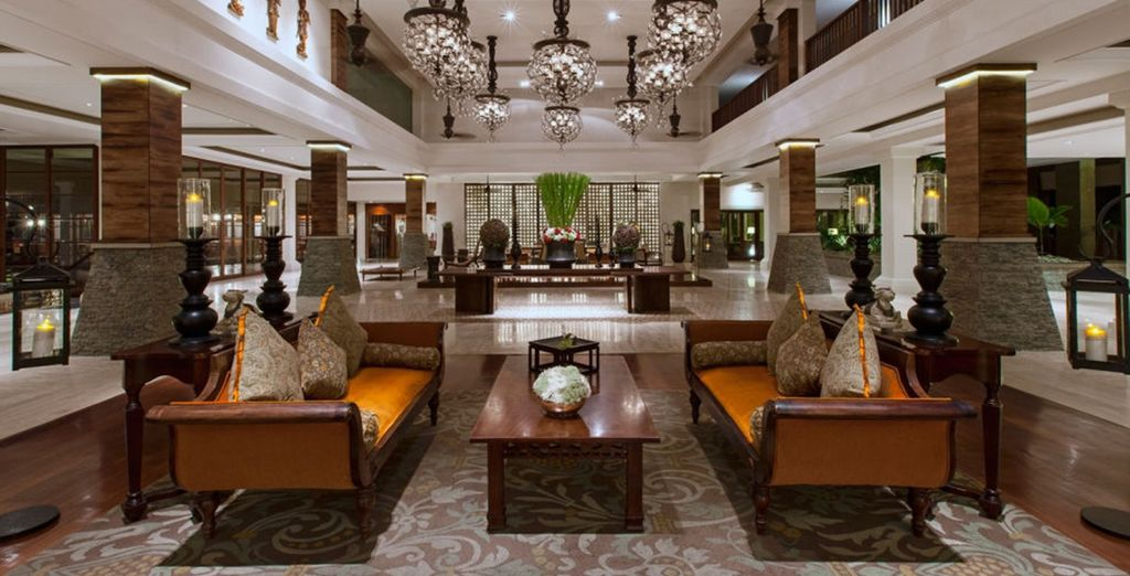 Welcome to the St Regis Bali Resort