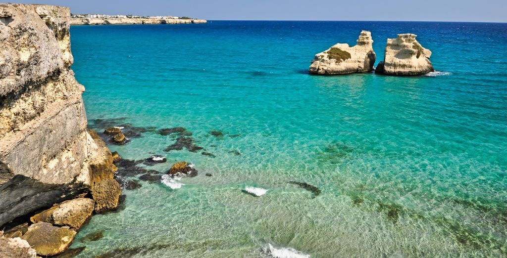In beautiful Puglia, one of Italy's most enchanting destinations