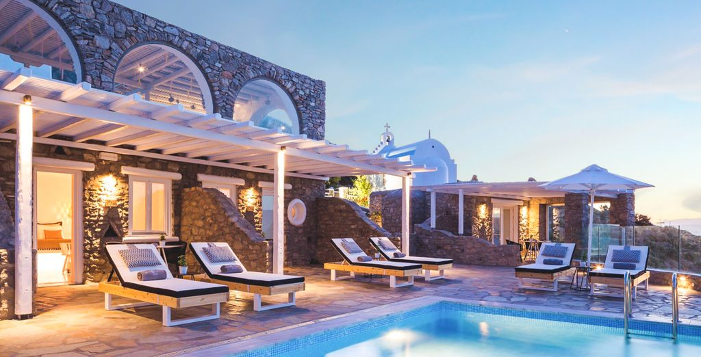 A boutique, luxury residence - Mykonos No5