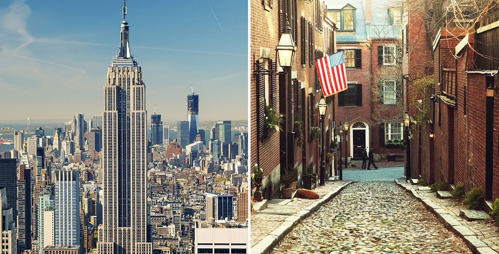 Capture the beauty of some of the US's most glorious cities...