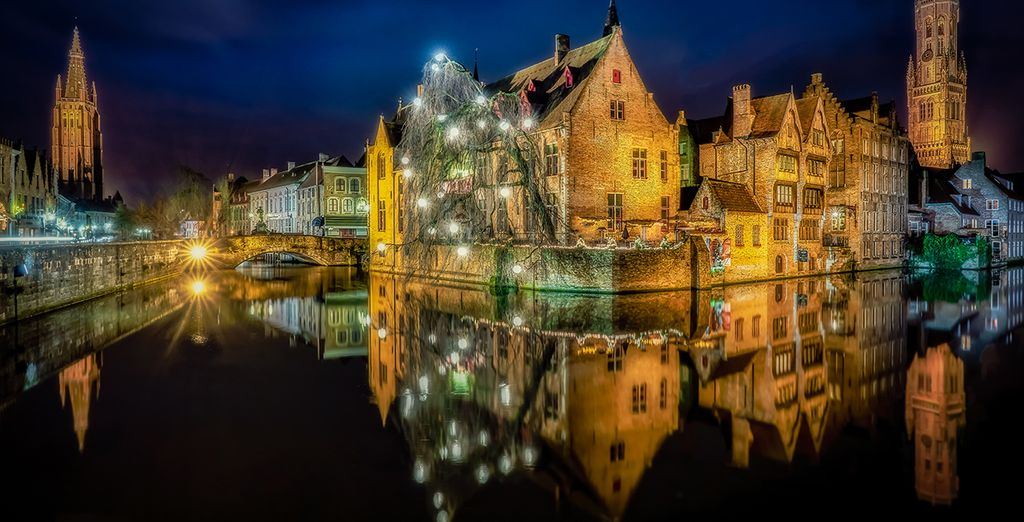 City Breaks : Nightlife in Bruges