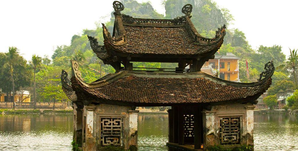 And plenty of culture and wonder (Hanoi)