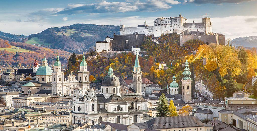 Discover Salzburg...