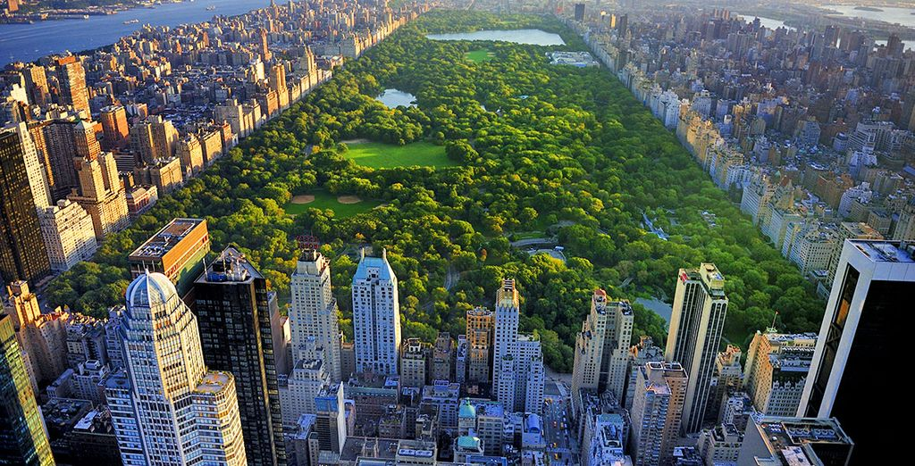 City breaks in New York
