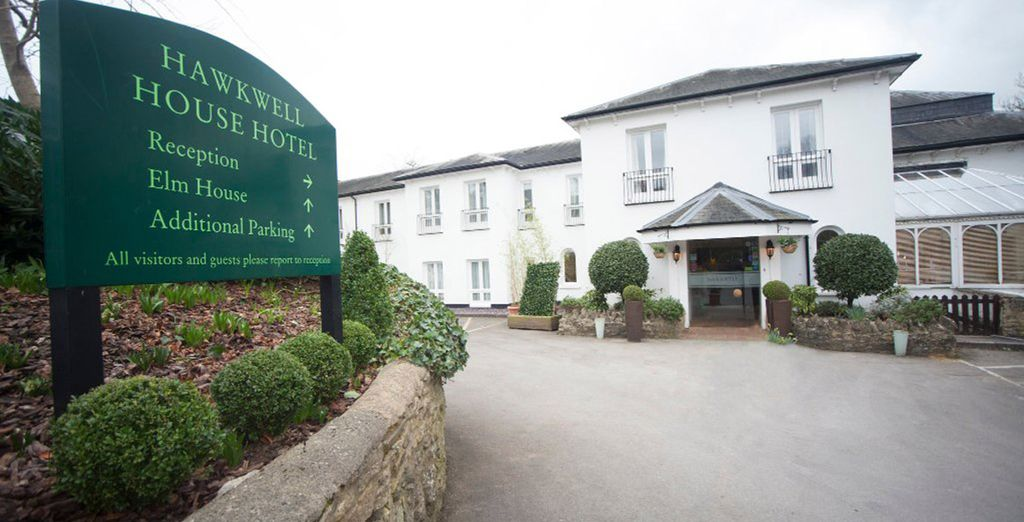 Tranquillity with contemporary elegance at Hawkwell House 4*