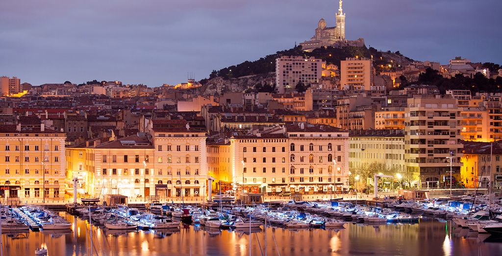 Lovely Marseille