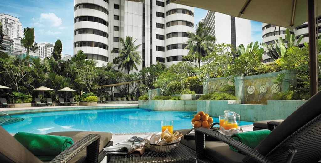 Where you can enjoy 3 night stay at the Shangri La