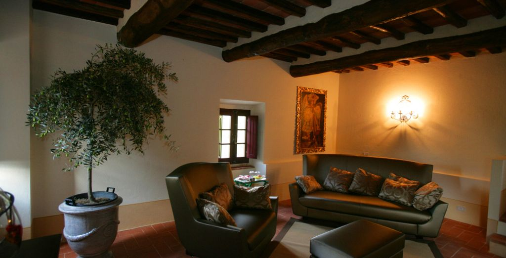 Is the rustic-chic Relais Castellare de Noveschi