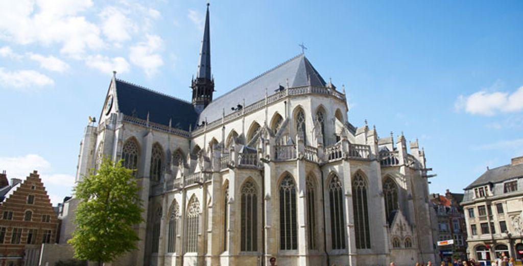 - Martin's Klooster Hotel**** - Leuven - Belgium Leuven