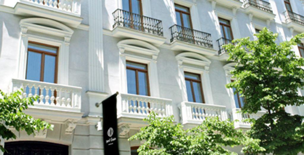 - Hotel Unico***** - Madrid, Spain Madrid