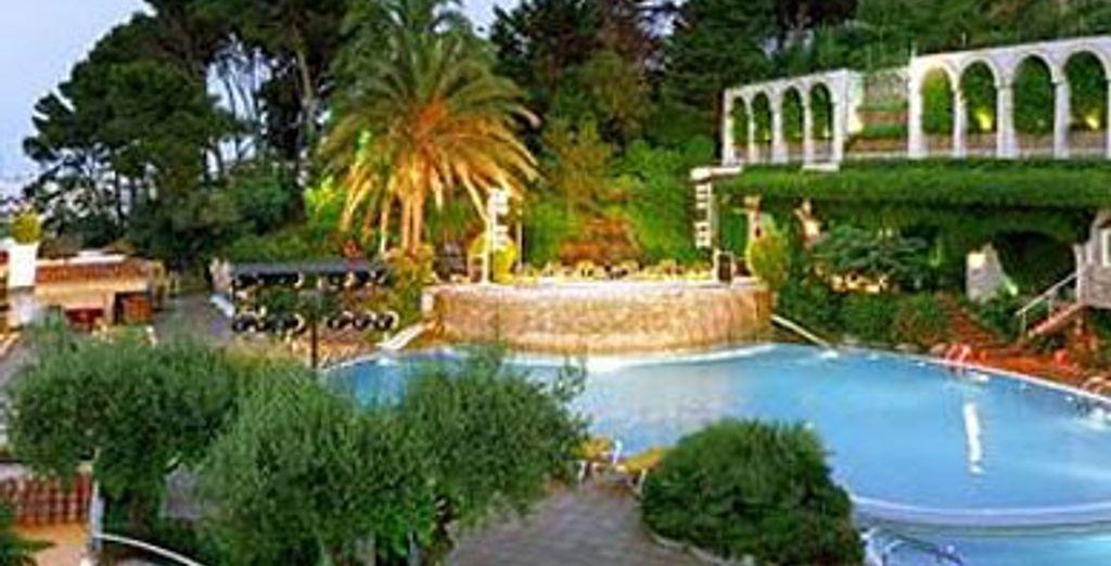 - Guitart Gold Central Park Resort & Spa**** - Lloret de Mar - Spain Lloret de Mar